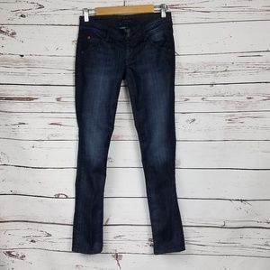 Hudson Collin flat skinny jeans